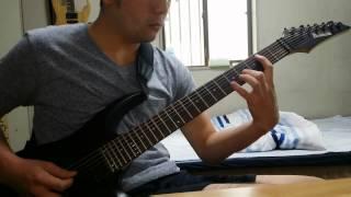 Necrophagist - Epitaph (guitar cover)