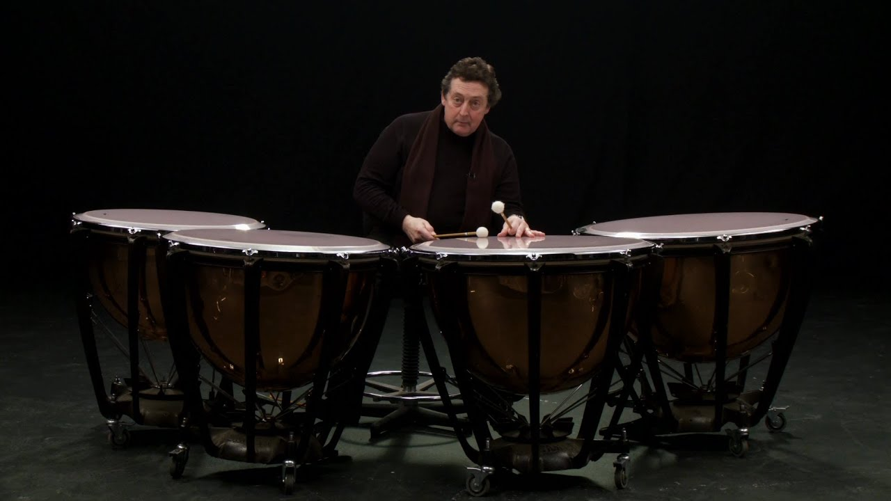 instrument timpani youtube