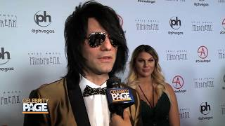 Stars Join Criss Angel for his New Las Vegas Show! | Celebrity Page