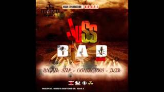 Contagious - BAD (Juss Bad Riddim) Prod.By Noah X