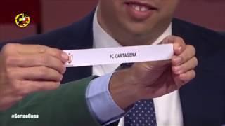 Sorteo de Copa - VIDEO REACCIÓN