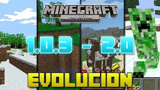 Evolución de Minecraft PSP Edition | HD | luigi2498