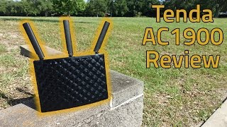 best router for gaming under 100 tenda ac15 ac1900 review