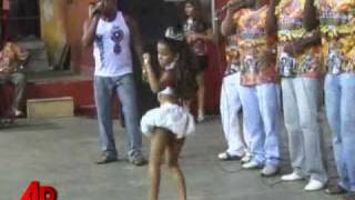 Preteen As Sexy Samba Queen Stirs Controversy