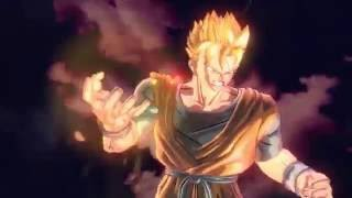 dragon ball xenoverse 2 future gohan vs turles first official e3 gameplay look at the new mechanics