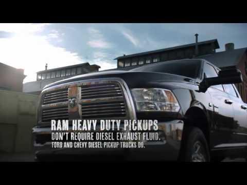 """Diesel Exhaust Fluid >> RAM 3500 """"No DEF"""" - No Diesel Exhaust Fluid - YouTube"""