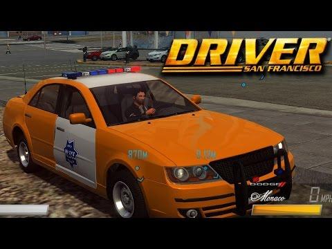 Driver San Francisco- Weird Glitch V Modded Vehicles