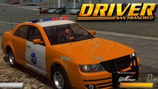 Driver San Francisco- Weird Glitch V Modded Vehicles(Presenting the new, 'Asym Dodge Monaco Challenger Cop Car'...yeah, I decided to mess around with the weird glitch and modded vehicles at the same time ..., 2015-10-05T15:01:48.000Z)