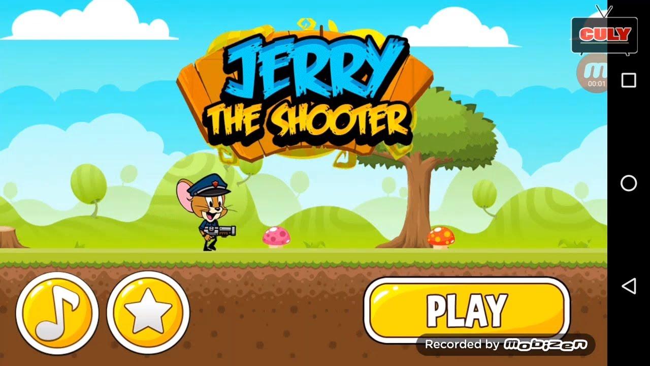 Chuột Jerry làm cảnh sát phiêu lưu lụm vàng Police Mouse adventure game