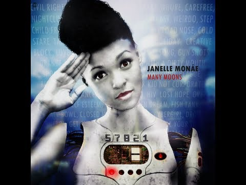 Janelle Monáe - Many Moons (Lyrics)