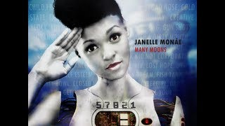 Janelle Monáe - Many Moons (Lyrics)