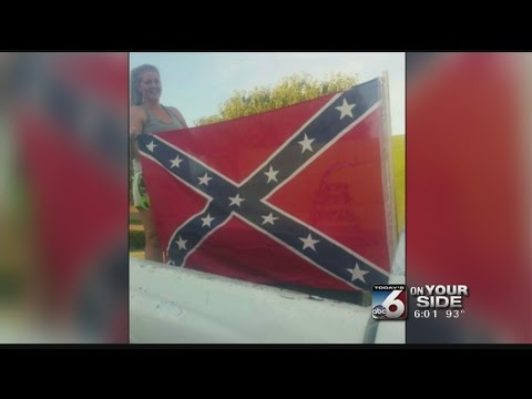 Thumbnail: Wilder school forces student to remove Confederate flag from truck