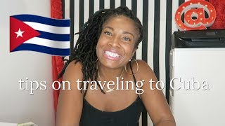 Tips on Traveling to Cuba 🇵🇷| That Chick Angel TV