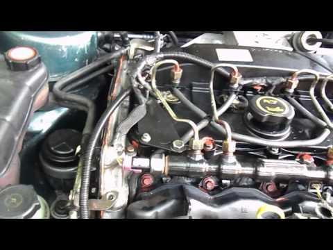 Форд мондео -3 турбо-дизель. Стук в двигателе