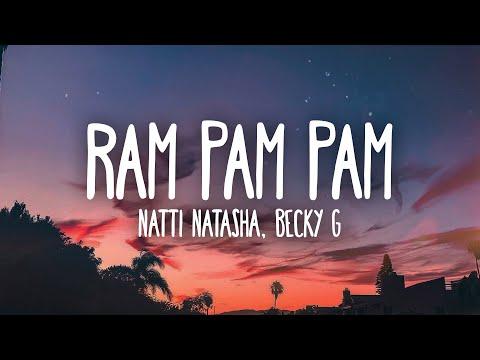 Natti Natasha x Becky G – Ram Pam Pam