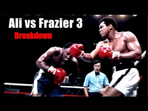 The Thrilla in Manila Explained - Ali vs Frazier 3 Breakdown