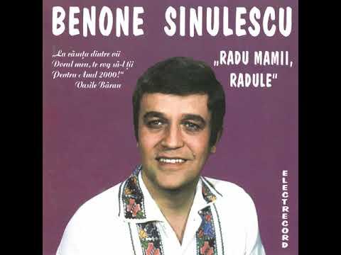 Benone Sinulescu - Radu mamii, Radule - Album Integral