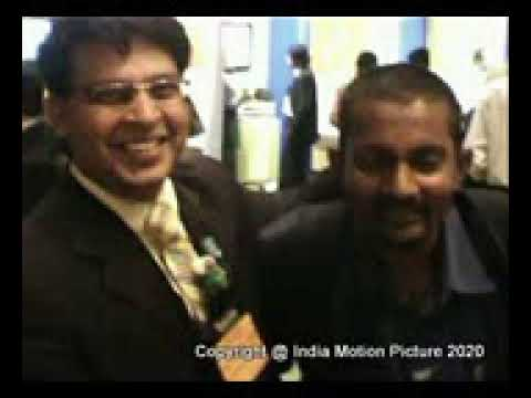 Imam Hussain Makki with ProjectManagement Guru UpendraGiri