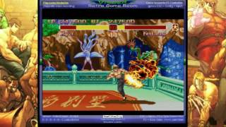 Super Street Fighter Challenge 2 - -LongPlay- Vizzed.com GamePlay (rom hack) - User video