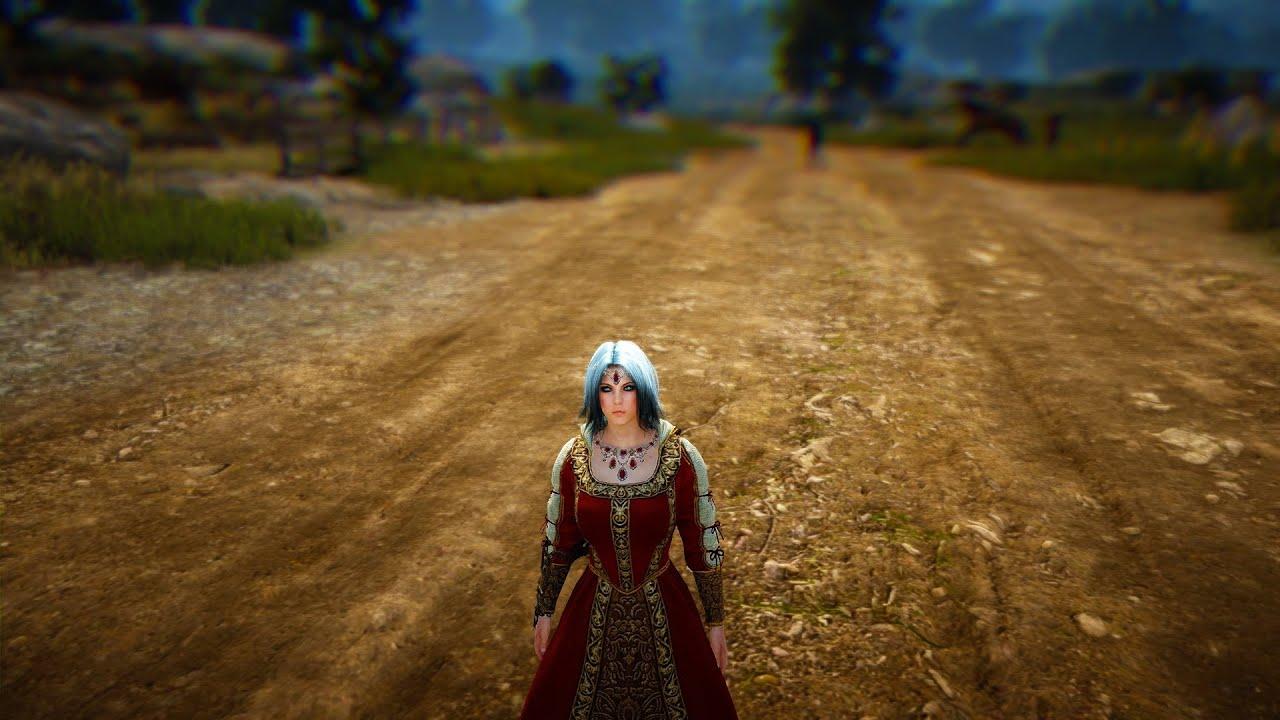 Black desert платья дворян кальфеона