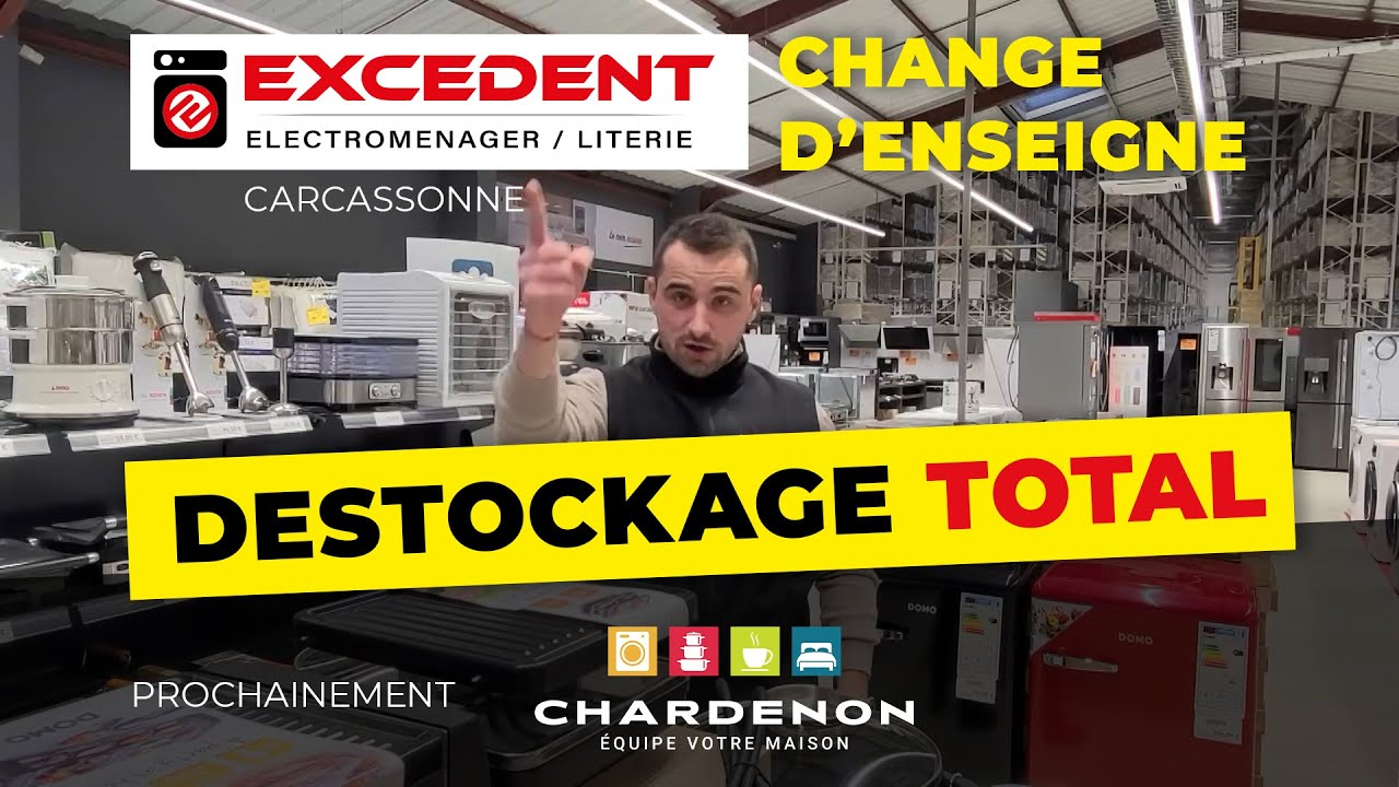 destockage electromenager a carcassonne