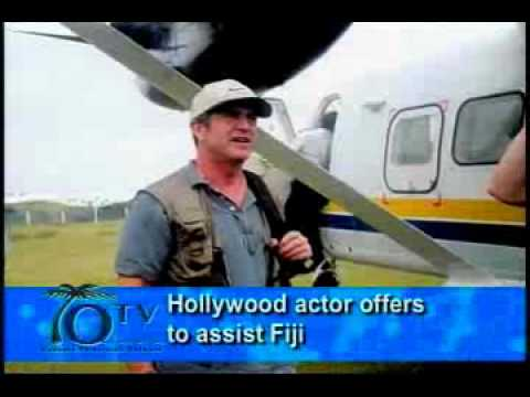 Hollywood actor offers to assist Fiji
