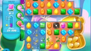 Candy Crush Saga SODA Level 1633 CE