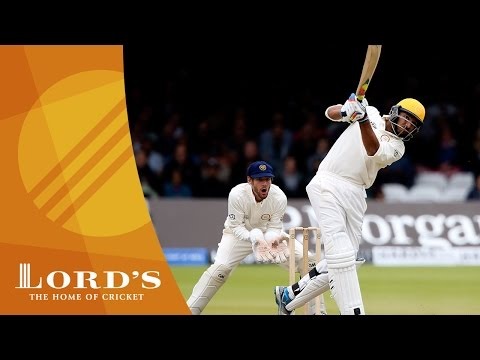 ROW Innings - Gilchrist, Sehwag & Singh   MCC vs ROW Lord's Bicentenary Celebration Match