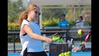 ALONA Jelena OSTAPENKO  🎾 2018 PRE-SEASON TRAINING (on & off the tennis Court)