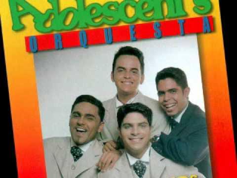 "MIX ""Orquesta Los Adolescentes"" (SALSA ROMANTICA)"