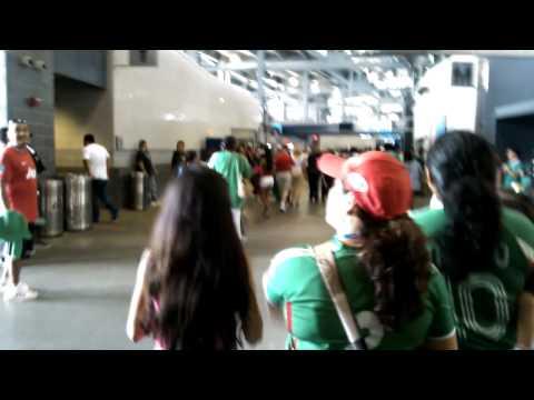 tercera parte del partido de mexico en new yersey