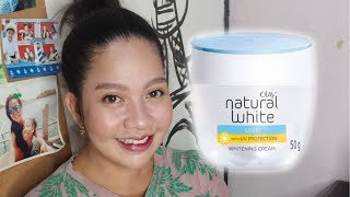 Olay natural white review
