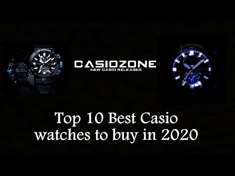 Top 10 Best Casio Watches To Buy In 2020