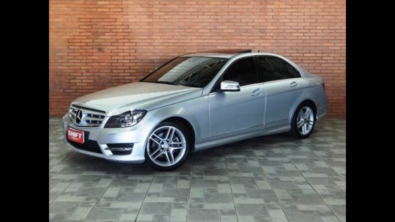 Mercedes benz c 250 1 8 cgi sport carros usados e for Carros mercedes benz