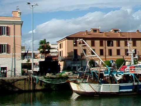 Porto canale di Fiumicino