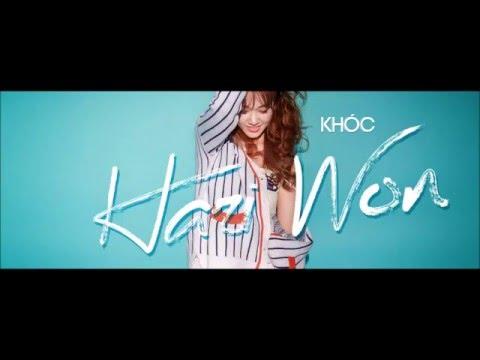 Hari Won |  (Cry) |  Cover Khóc bằng tiếng Hàn cực hay (Audio Mp3 Korea Version)