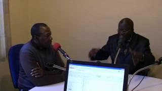 JC Mvuemba commente la conférence de presse de Tshitshi sur Radio Air Libre.wmv