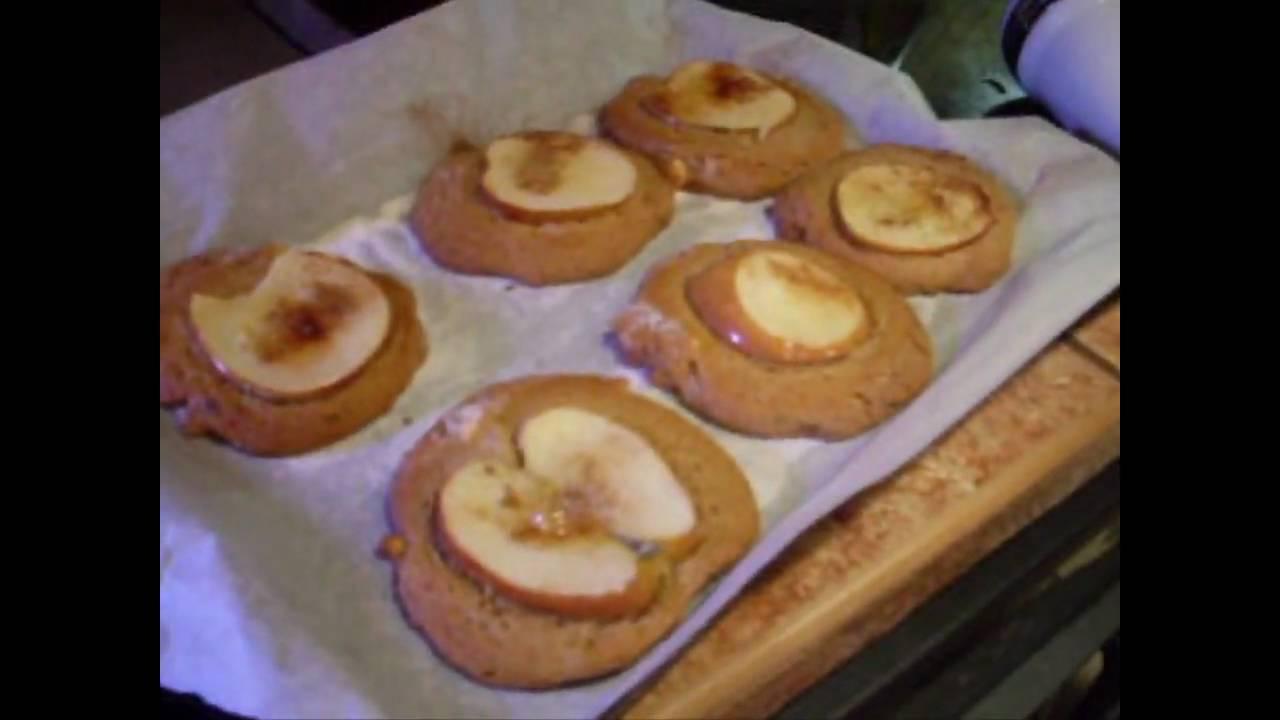 How To Make Mrs Bean S Famous Nutmeg Ginger Apple Snaps Part 2 Youtube
