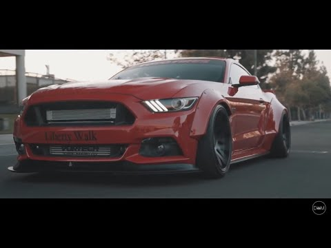 FIRST LIBERTY WALK MUSTANG IN THE U.S