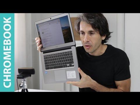 Acer Chromebook 14: prova e considerazioni // Presa Diretta S2 EP2