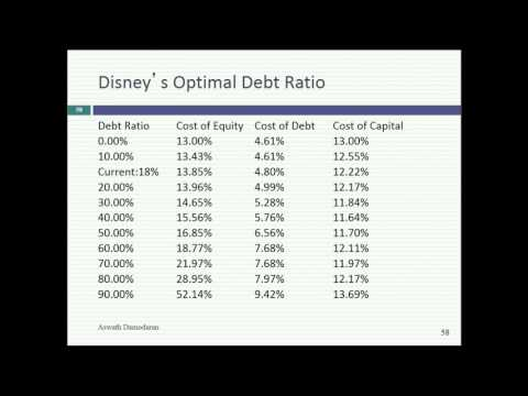 Session 25: Financial Flexibility and Distressed Equity as O