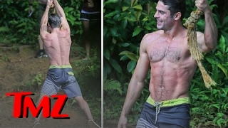 Forget Zac Efron's Abs, Check Out His Back!