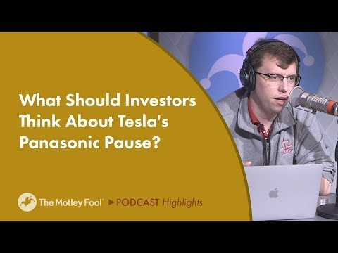 What Should Investors Think About Tesla's Panasonic Pause?
