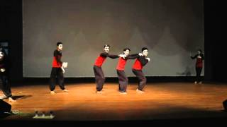 Best Mime Ever Group 14| Classic HD | GTU Youthfest | Engineering College Festival Events
