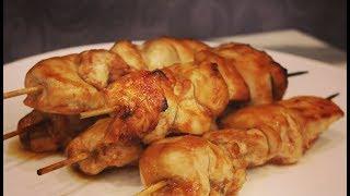Сочная куриная грудка в духовке! Курица в соусе