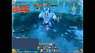 [TW] BnS Avalanche Den (Yeti cave) Basic Guide