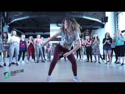 KATERINA TROITSKAYA   DANCEHALL WEEKEND   DANCE TIME PROJECT