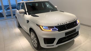 2019 New Range Rover SPort HSE Dynamic Better Porsche Cayenne ? Are You Ok