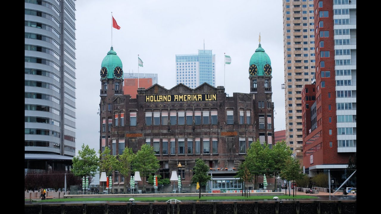 Hotel new york rotterdam holland america line youtube for Hotel new york