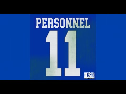 11 Personnel E116: Typical Early Season Struggles